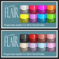 Flair Nails Set 47 & 48