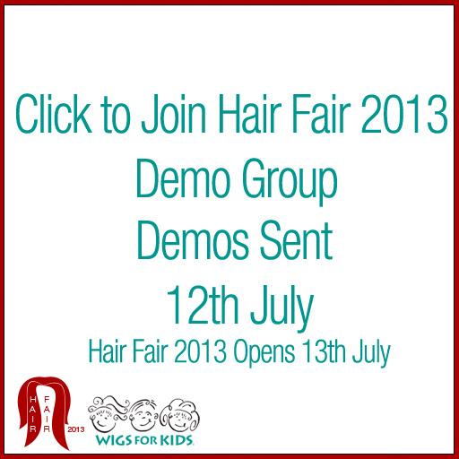 2013 Hair Fair Demo Group