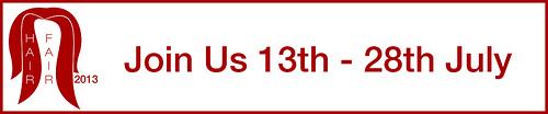 2013 Hair Fair Logo