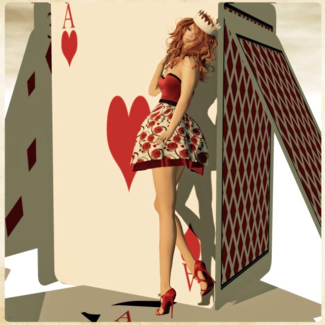 Queen Of Hearts (1)