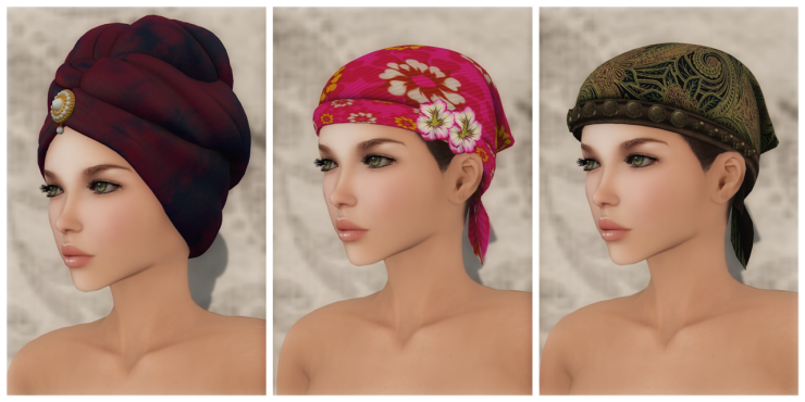 Bandana Day 2 2014 Hair Fair LeLutka, TuttiFrutti,Eudora1