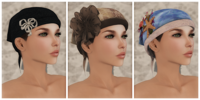 Bandana Day 2014 Hair Fair Cajsa Lilliehook, Stellar, Entice1