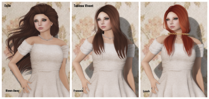 Exile, Tableau Vivant 2014 Hair Fair