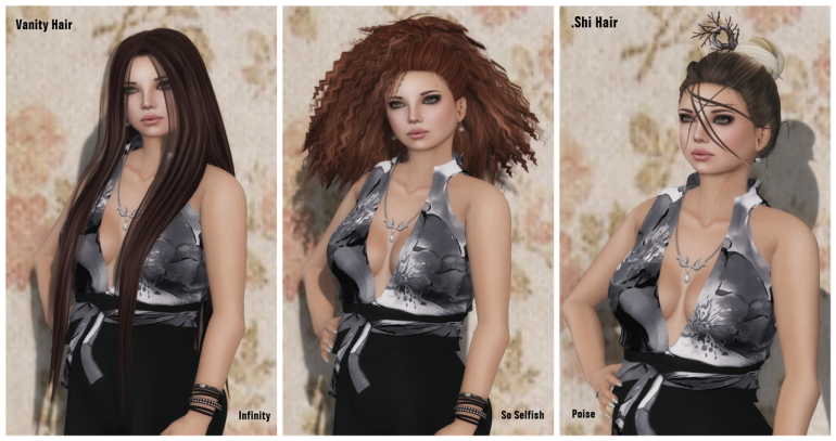 Vanity Hair, Shi 2014 Hair Fair