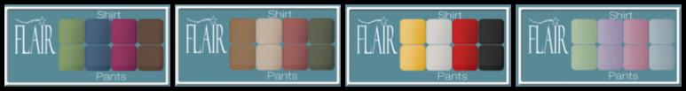 Flair Kelly Shorts & Cami Set Hud's