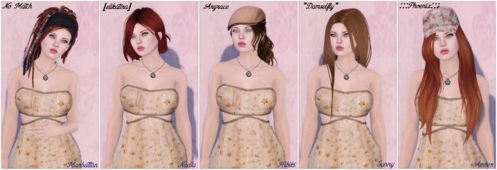 2016 Hair Fair No Match [e] Argrace Damselfy Phoenix